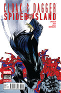 Spider-Island Cloak &amp; Dagger Vol 1 3