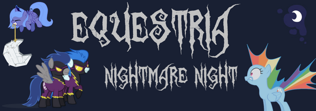 EqD Halloween Banner - NightmareNight