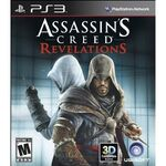 Assassin's Creed Revelations Boxart