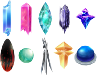 Dissidia Final Fantasy Crystals