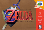 Legend of Zelda Ocarina of Time (NA)