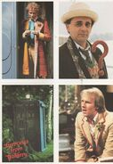 DWM 184 FG Postcards