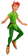 Peter Pan KHII
