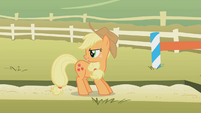 Applejack long jump2 S01E13