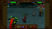 Pet battle mockup BlizzCon2011