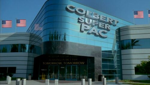 Colbert Super PAC HQ