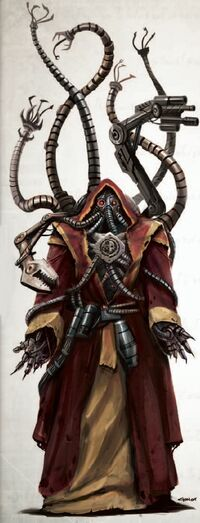 Tech-Priest 2