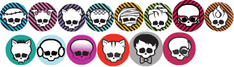 Characterskullettes