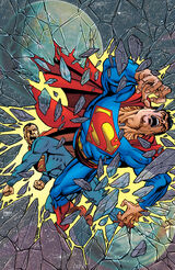 Battle of the Supermen