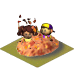 Kids Playing In Leaf Pile-icon