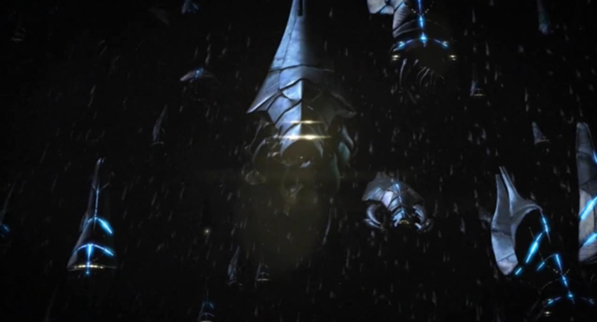 Reapers | Mass Effect Fan Fiction Wiki | FANDOM powered by ...