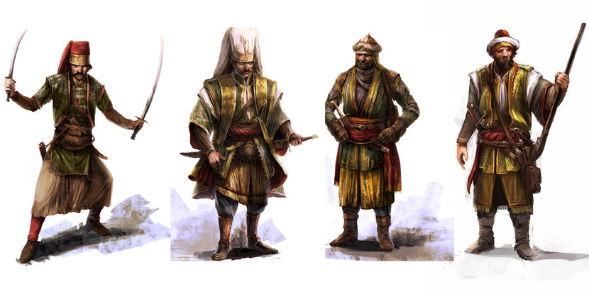 Official assassin 39 s creed revelations screenshots thread forums page 32 - Ottoman empire assassins creed ...