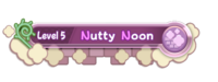 KRtDL Nutty Noon plaque