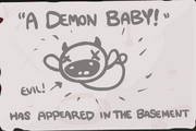 Demon Baby Unlock