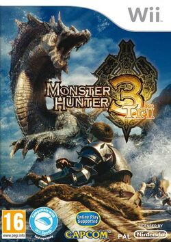 Game Cover-MH3 EU