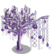 Purple Crystal Tree-icon