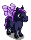 Fall Fairy Mini Horse-icon