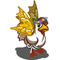 Fall Fairy Chicken-icon