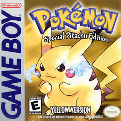 Pokemon Yellow (NA)