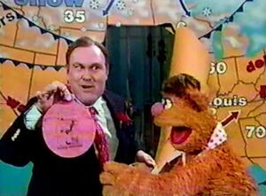 Willard Scott whoopee cushion