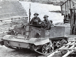 Universal Carrier Mk II