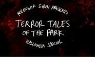 Terror tales of the park title