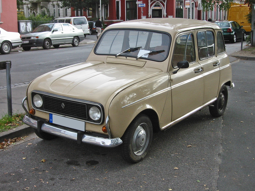 Renault R4: 1 фото.