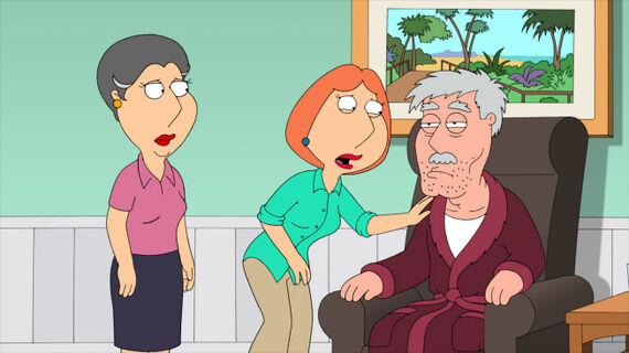 Family Guy Season 10 Episode 9 Grumpy Old Man