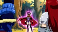 Erza and Juvia vs Meredy