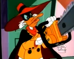 Negaduck chainsaw