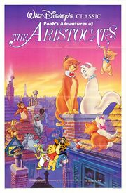 Pooh's Adventures of The Aristocats Poster