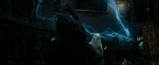 Snape&#39;sPatronus