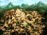 Sun Warriors&#39; ancient city