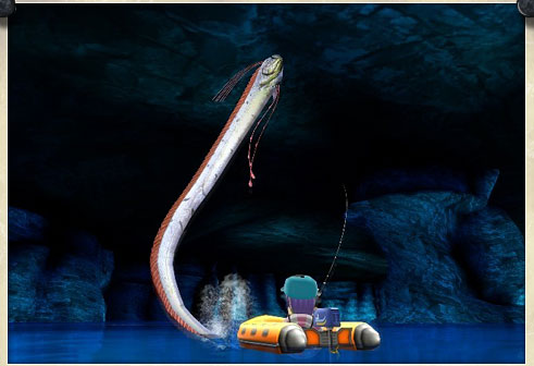 Good wii games for kids discussion rllmuk for Fishing resort wii