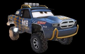 Cars Race O Rama El Machismo