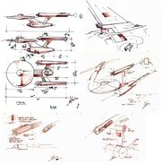 Constitition class refit prelimanary design concepts
