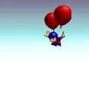 Balloon fighter smash bros