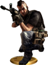 Soap mactavish trophy