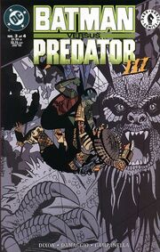 Batman versus Predator Vol 3 3