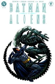 Batman Aliens Vol 2 2