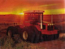 IH Acremaster 250 4WD - 1985
