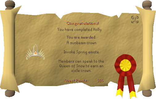 2011 Easter event reward