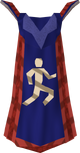Agility cape detail