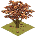 Fall Dogwood Tree-icon
