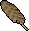 Bronze feather