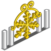 Snowflake Gate-icon