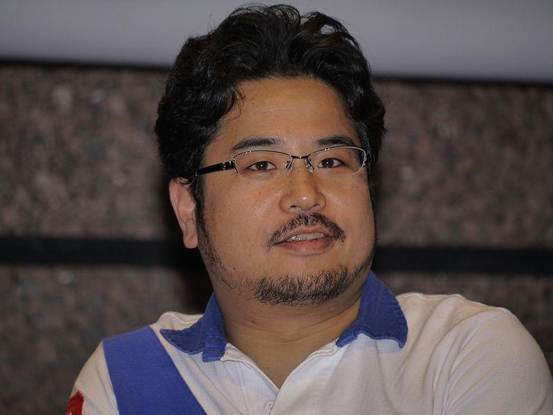 800px Katsuhiro Harada   MiG   P1420972 Have you seen Tekken Director Katsuhiro Harada?
