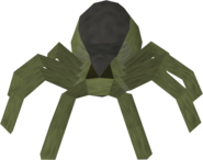 Crypt spider
