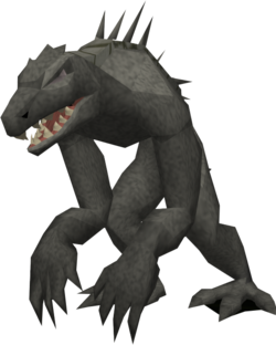 Dagannoth melee