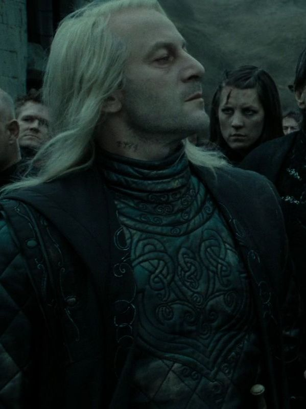Lucius Malfoy - Harry Potter Wiki